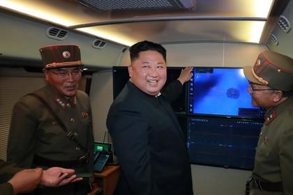 Северная Корея провела очередные испытания оружия