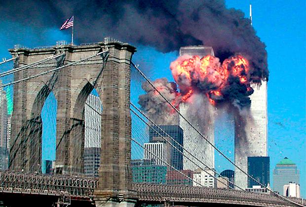 Атака на Нью-Йорк, 11 сентября 2001 года