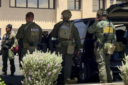 Трамп сообщил о множестве убитых посетителей торгового центра в Техасе