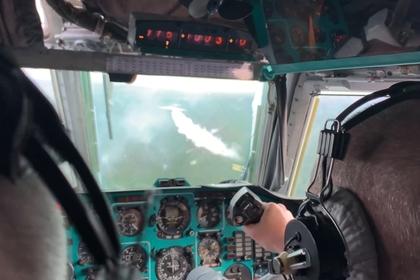 В Минприроды отчитались о тушении лесных пожаров