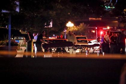 Появились новые подробности массового расстрела в Огайо