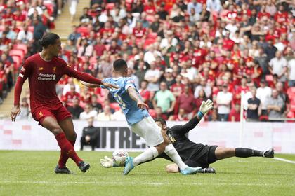 Защитника «Ливерпуля» обыграли впервые за полтора года