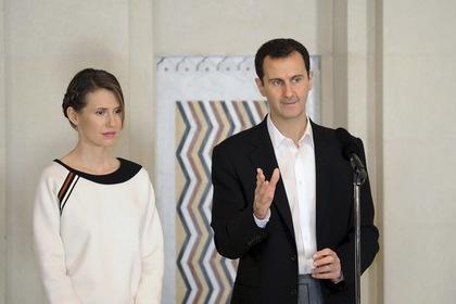 Жена президента Сирии излечилась от рака Перейти в Мою Ленту