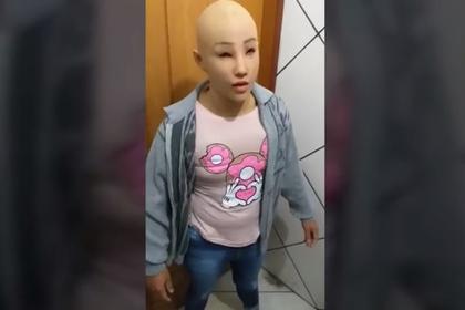 Наркобарон притворился дочкой ради побега и попал на видео