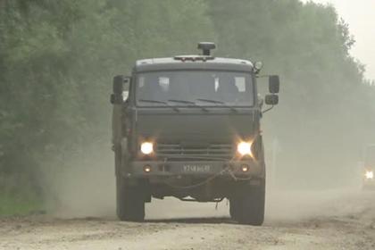 Дезинфекцию российского села после паводка сняли на видео