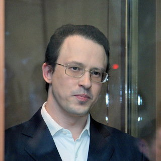 Алексей Френкель в суде (2008 год)