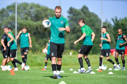 «Краснодар» узнал возможных соперников в плей-офф Лиги чемпионов