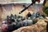 К началу февраля 2000 года федеральные войска контролировали более 50 процентов территории Грозного. Аслан Масхадов объявляет о переходе к партизанской войне. Боевики полностью сдают Грозный 6 февраля, называя отступление «стратегическим маневром». 18 февраля Аслану Масхадову предъявляют обвинение в организации незаконных вооруженных формирований и посягательство на жизнь сотрудников правоохранительных органов. Его объявляют в федеральный, а позже и в международный розыск.
