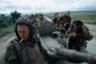 Боестолкновения сил российской армии и боевиков продолжались в течение месяца, и, наконец, закончились разгромом сил исламистов, которые отступили на территорию ЧРИ.