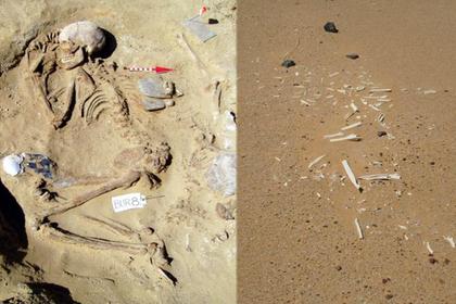 В Египте нашли следы неизвестной развитой цивилизации
