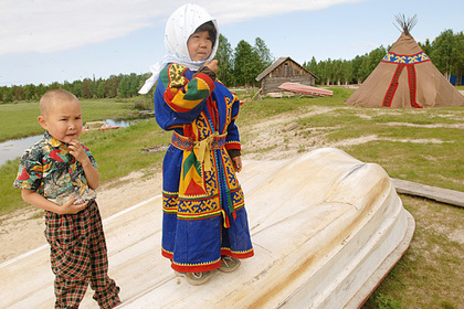 Северянам покажут VR-фильм о традициях ненецкого народа