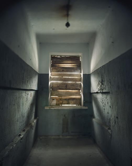 Здание тюрьмы, построенное в 1939-м, навсегда осталось пустующим — местный лагерь был окончательно закрыт в том же году.