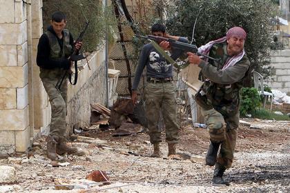 Сирия пошла в атаку на «пешек Турции»