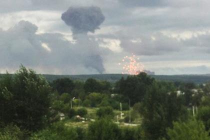 Очевидец рассказала об участившихся взрывах в Красноярском крае
