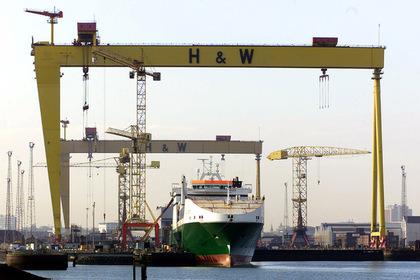 Построившую «Титаник» компанию потянуло на дно