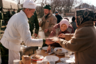 В то время, когда Грозный практически взят, 4-7 февраля федеральные силы обстреливают село Катыр-Юрт, в котором засели боевики. В результате обстрелов, по официальным данным, погибают 46 мирных жителей, а по информации правозащитников общества «Мемориал» — до 200.