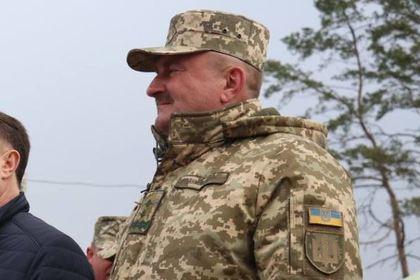 Зеленский назначил командующим операцией в Донбассе загадочного генерала
