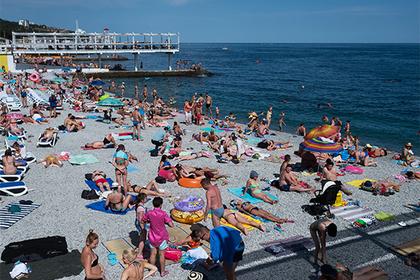 В Анапе запретили купаться на всех пляжах