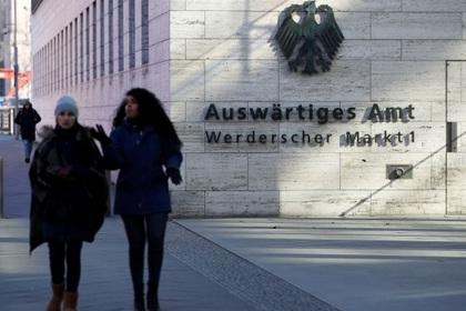 Германия ответила на обвинения России во вмешательстве