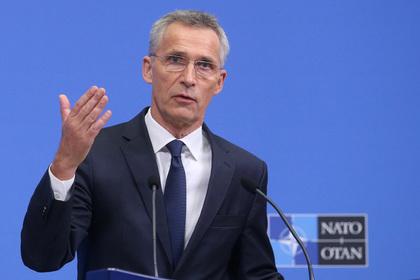 В НАТО объяснили потерю Крыма Украиной