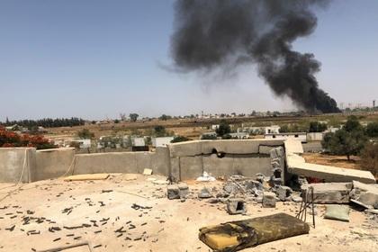 Стало известно об уничтожении еще одного самолета с оружием в Ливии