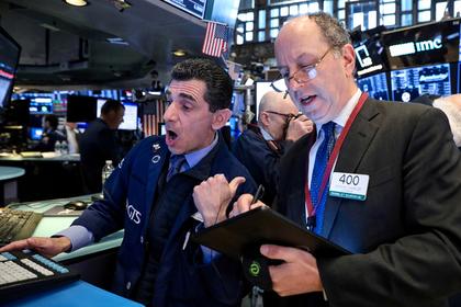 Американский рынок рухнул и потерял миллиарды долларов