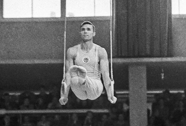 Виктор Чукарин на Олимпийских играх в Хельсинки