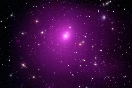 Найдена черная дыра величиной в несколько Солнечных систем