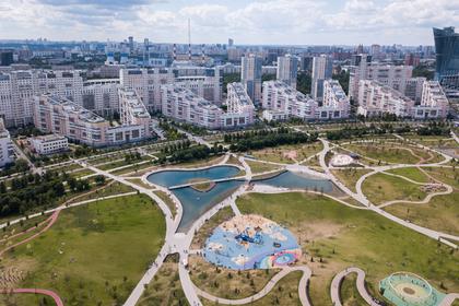 В Москве подскочили цены на жилье