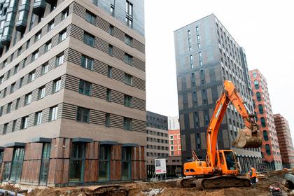 Москва обогнала Нью-Йорк по обеспеченности жильем