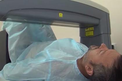 Жителей Марий Эл обследуют на уникальном аппарате для диагностики остеопороза
