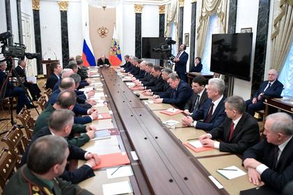 В России открестились от заключения многостороннего ракетного договора