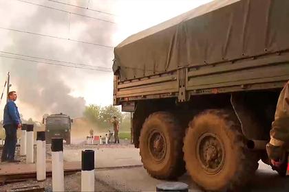 Стала известна причина взрыва на складе боеприпасов в Красноярском крае