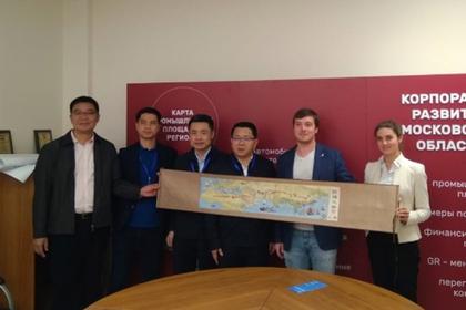 Китай заинтересовался научными центрами Подмосковья