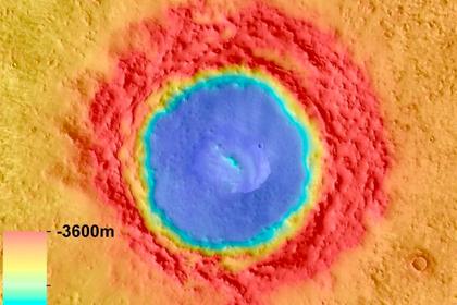 На Марсе нашли признаки чудовищной катастрофы