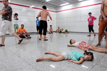 Предсказана гибель сотен тысяч человек из-за новых волн жары