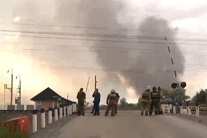 Взрыв склада боеприпасов в Красноярском крае обошелся в миллиард рублей