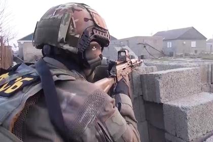 Силовики вступили в бой с террористами в Ингушетии