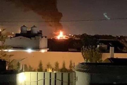Киев связал уничтожение украинских Ил-76 в Ливии с Россией