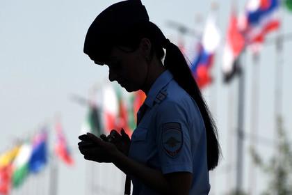 В российском городе сотрудница полиции явилась на службу под наркотиками