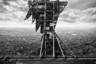 Кубинский фотограф представил серию черно-белых снимков, на которых природные пейзажи пронизаны конструкциями с логотипами. Металлические элементы создают ощущение чужеродности, ведь находятся в местах, где вокруг лишь дикая природа. Один из членов жюри, старший куратор лондонской Современной галереи «Тейт» Ясуфуми Накамори, особо отметил работу автора.