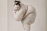Американка Джулия Ш подчеркнула, что для снимка оформила все так, чтобы модель производила впечатление музейной скульптуры. Она пояснила, что зачастую только там люди замечают в обнаженных телах нечто большее, чем соперника или сексуального партнера. С помощью снимка его авторка надеется расширить понимание того, какое тело допустимо считать произведением искусства.
