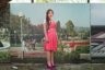 Героини проекта «Проданная невеста» — девушки, которых их же родители собираются продать замуж. В Болгарии, недалеко от Бачковского монастыря располагается специальный рынок для таких обменов. Именно там фотограф и сделала снимок. Запечатленную на нем девушку вскоре выдадут за того, кто заплатит больше.