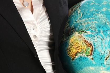 Американка опозорилась из-за незнания географии