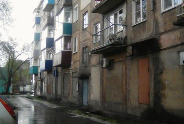 Жилой дом в Киселевске