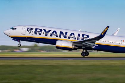 Птицы заставили самолет вернуться в аэропорт