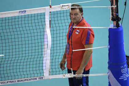 Тренер сборной России одним жестом развязал международный скандал