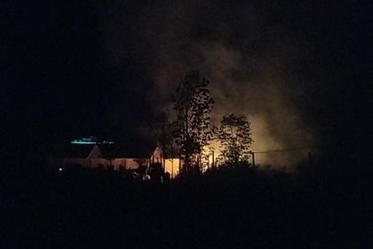 Названо число пострадавших в ходе штурма дома Атамбаева