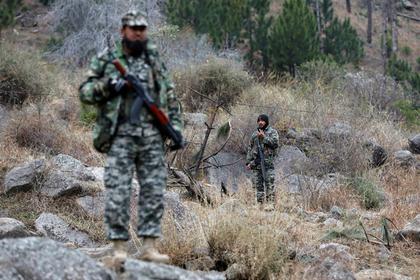 Индия и Пакистан обменялись ударами в Кашмире