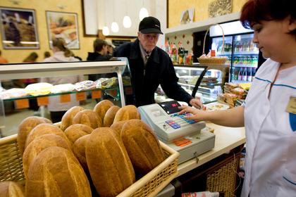 В России резко подорожал хлеб
